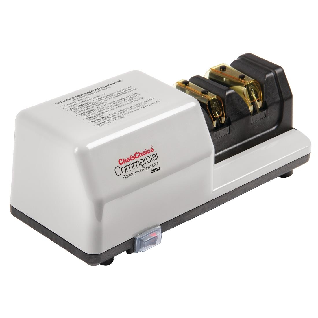 Image of Chefs Choice Commercial 2000 Knife Sharpener