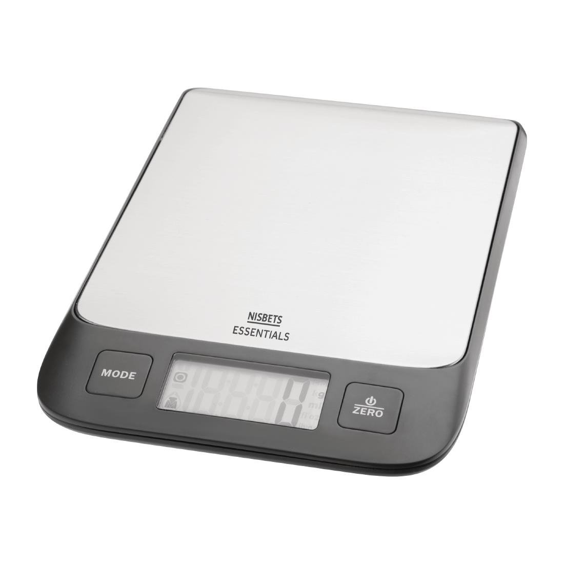 Nisbets Essentials Electronic Scale 5kg