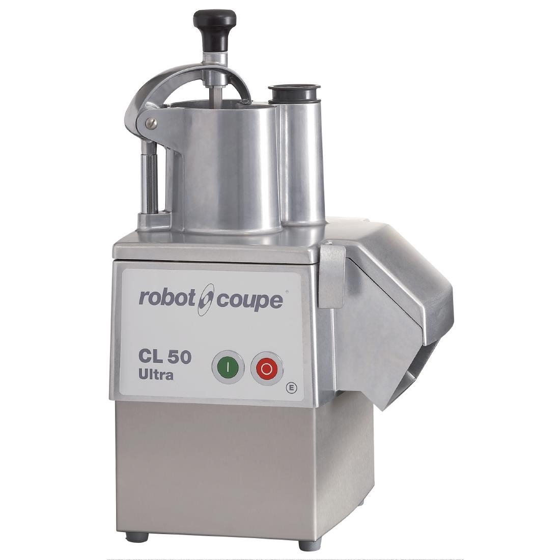 Image of Robot Coupe 1 Speed Veg Prep Machine CL50 Ultra