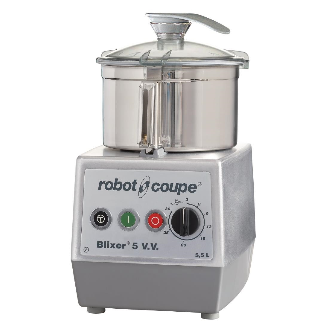 Image of Robot Coupe Blixer 5VV