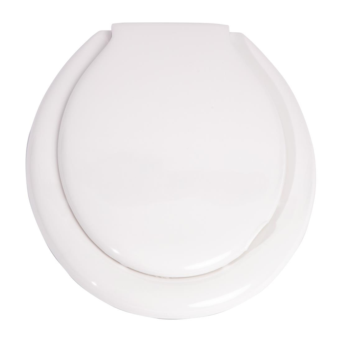 Image of Carrara and Matta York Lightweight Soft-Close STA-TITE Toilet Seat