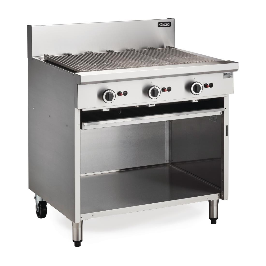 Click to view product details and reviews for Blue Seal Cobra Natural Gas Chargrill Cb9.