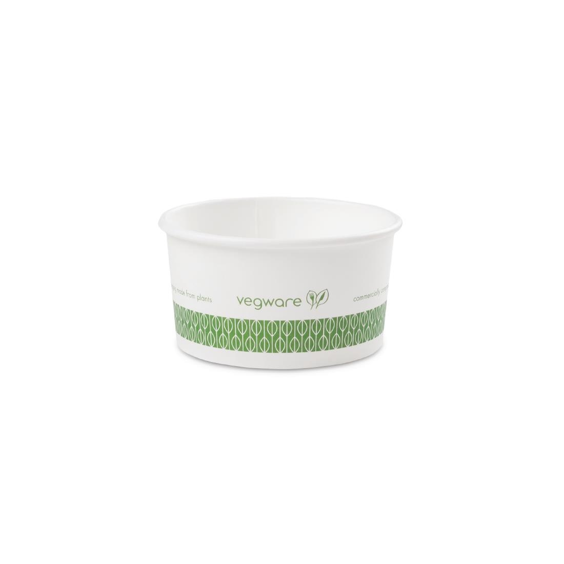 Vegware Compostable Food Pots 170ml / 6oz Pack of 1000