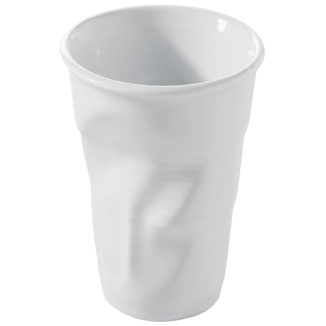 Revol Froisses Water Tumblers White 250ml (Pack of 6)