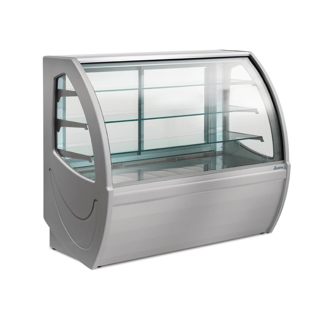 Zoin Lux LU Ventilated Bakery Serve Over Counter Chiller 1080mm LU108B