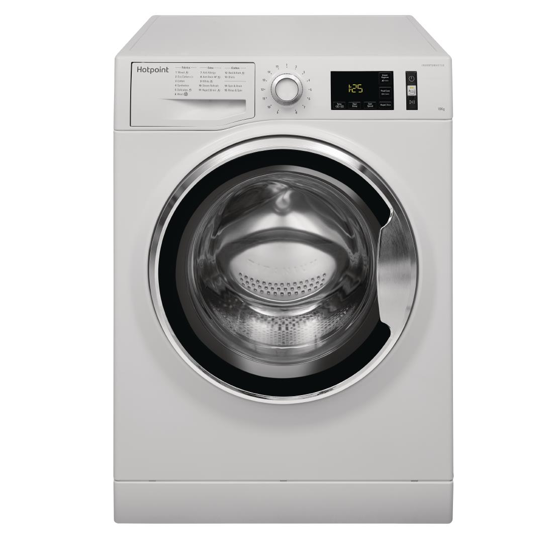 Image of Hotpoint ActiveCare Washing Machine NM11 1045 WC A