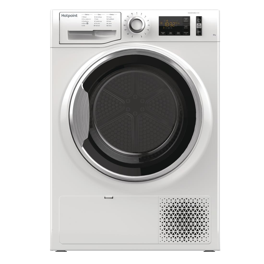 Image of Hotpoint ActiveCare Heat Pump Tumble Dryer NT M11 82XB
