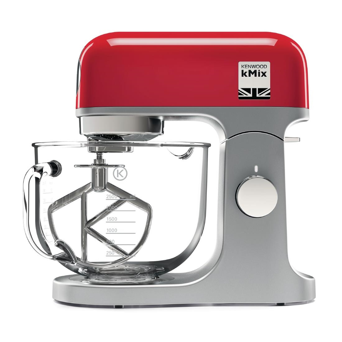 Kenwood Spicy Red kMix Stand Mixer KMX754RD