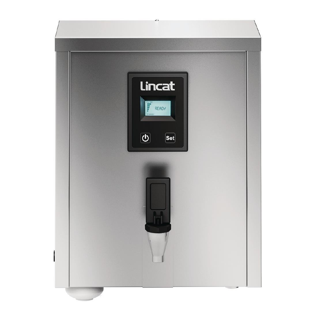 Lincat 5Ltr Wall Mounted Auto Fill Water Boiler with Filtration M5F