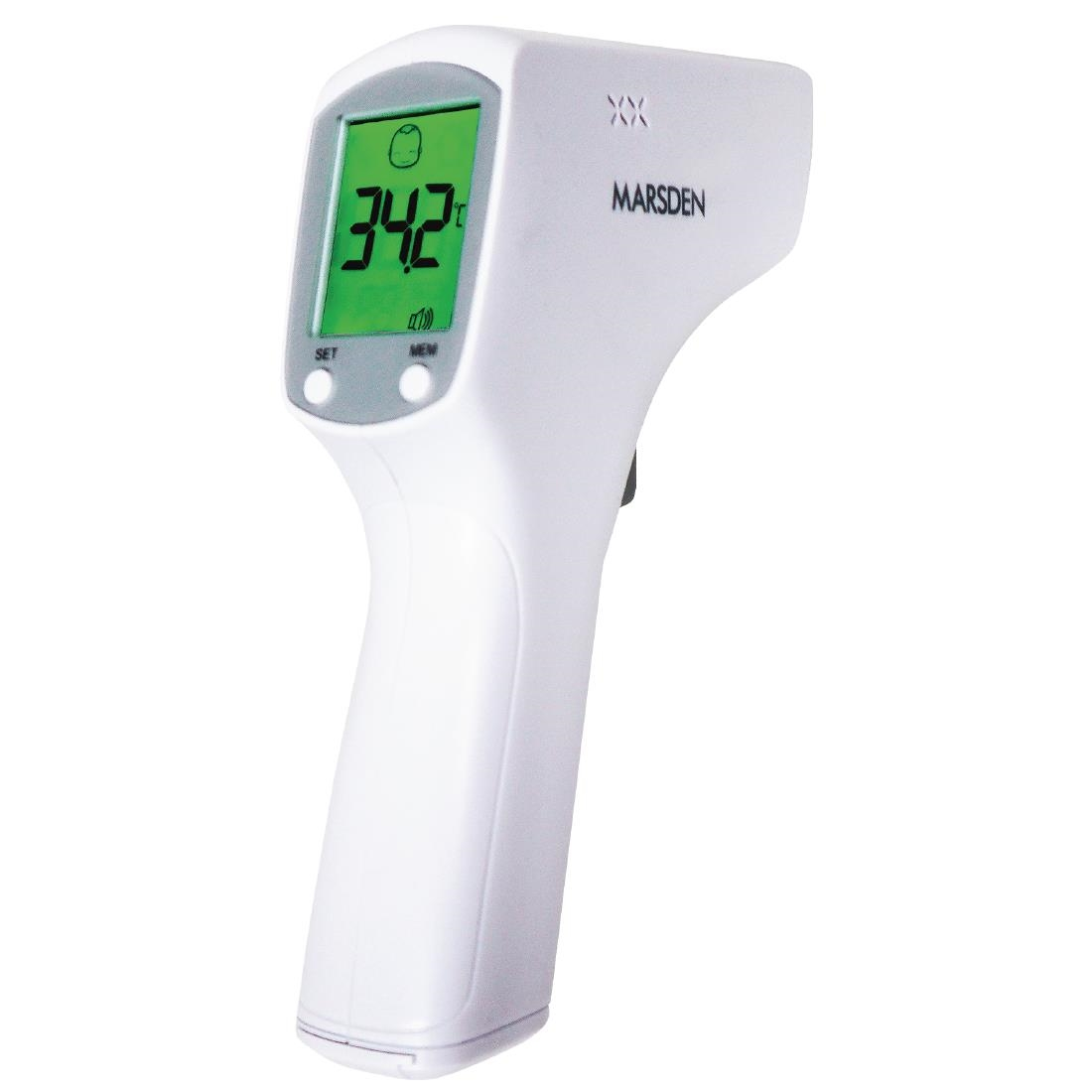 Image of Marsden Non-Contact Infrared Forehead Thermometer FT3010