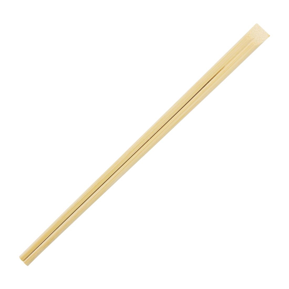 Image of Fiesta Green Biodegradable Bamboo Chopsticks (Pack of 100) Pack of 100