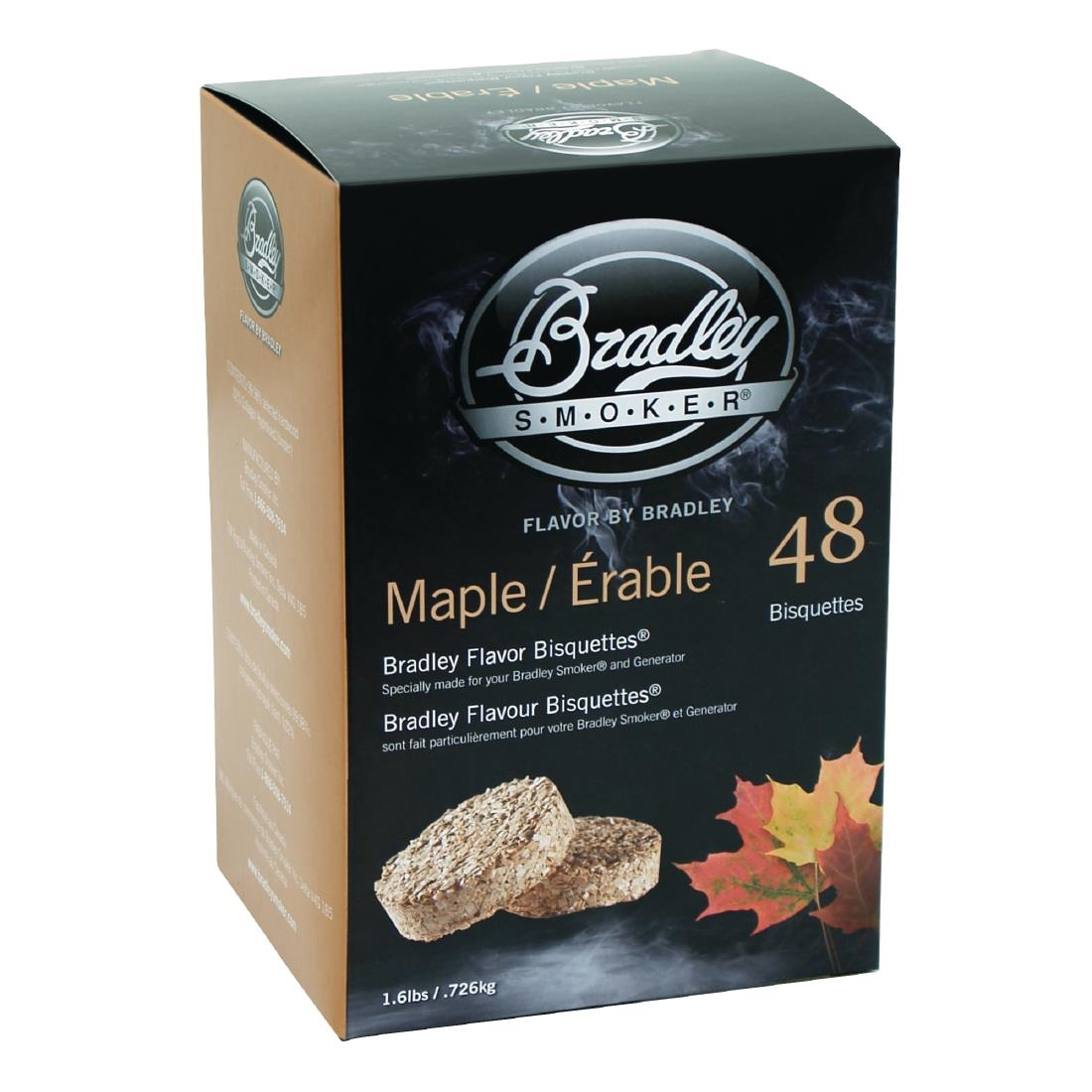 Image of Bradley Food Smoker Bisquettes BTMP48 (Pack of 48) Pack of 48