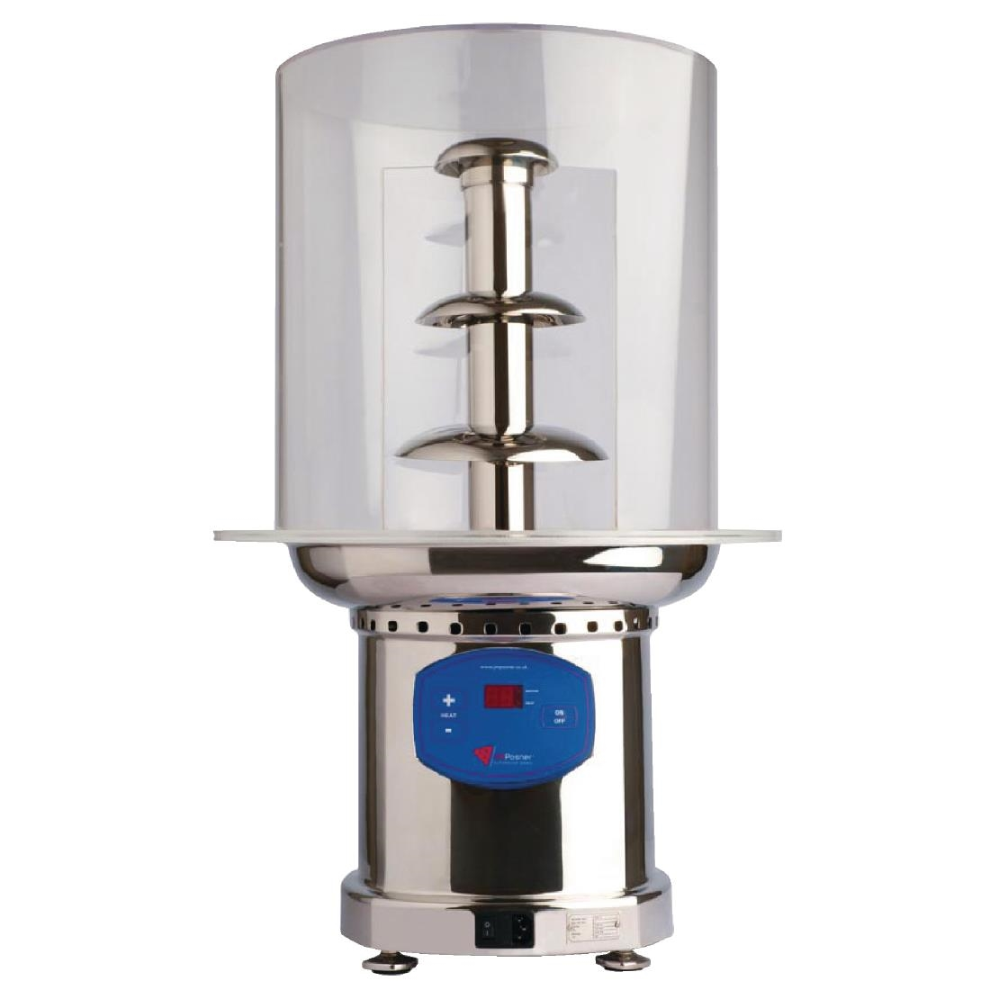 Image of JM Posner Chocolate Fountain Wind Guard for DK776