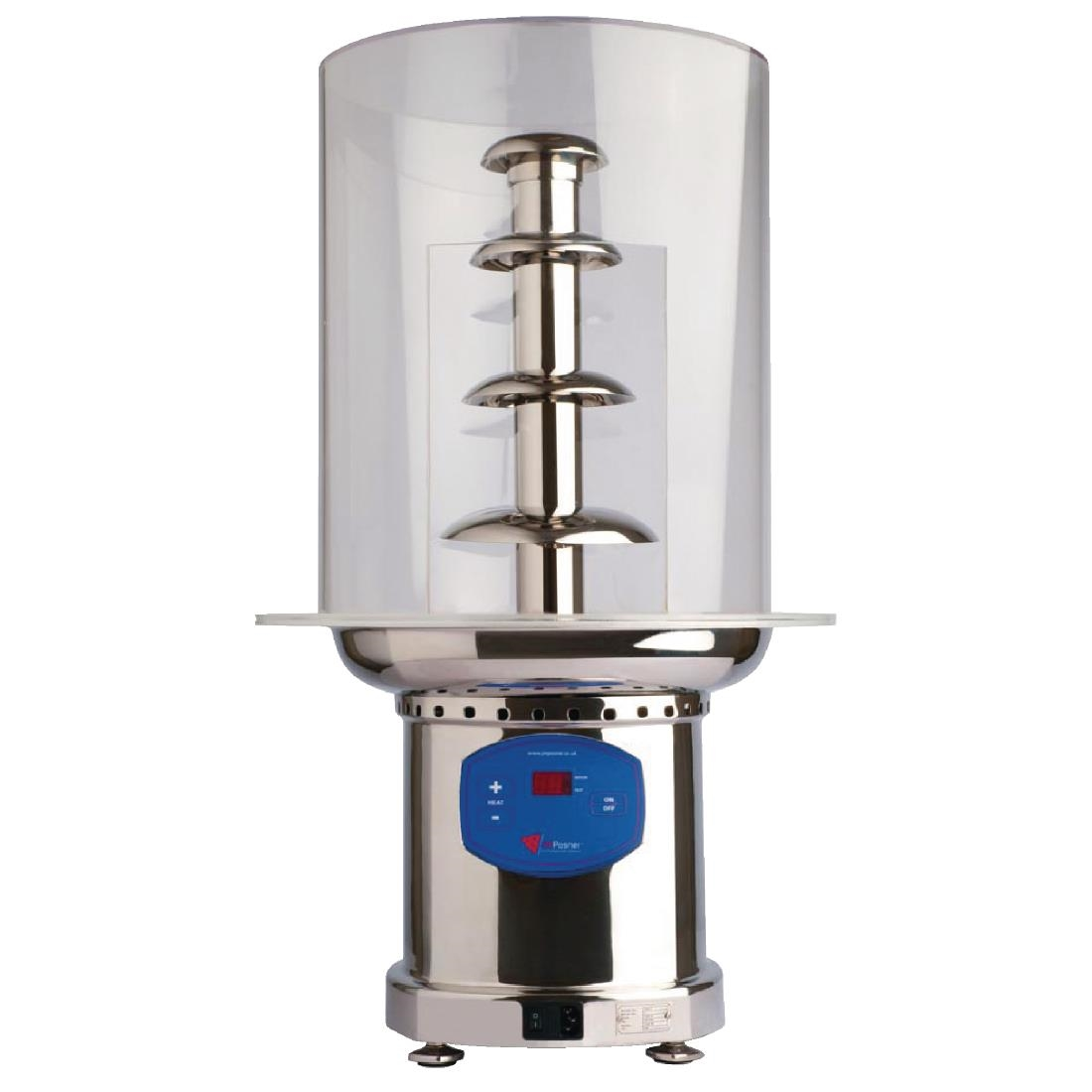 Image of JM Posner Chocolate Fountain Wind Guard for DN674