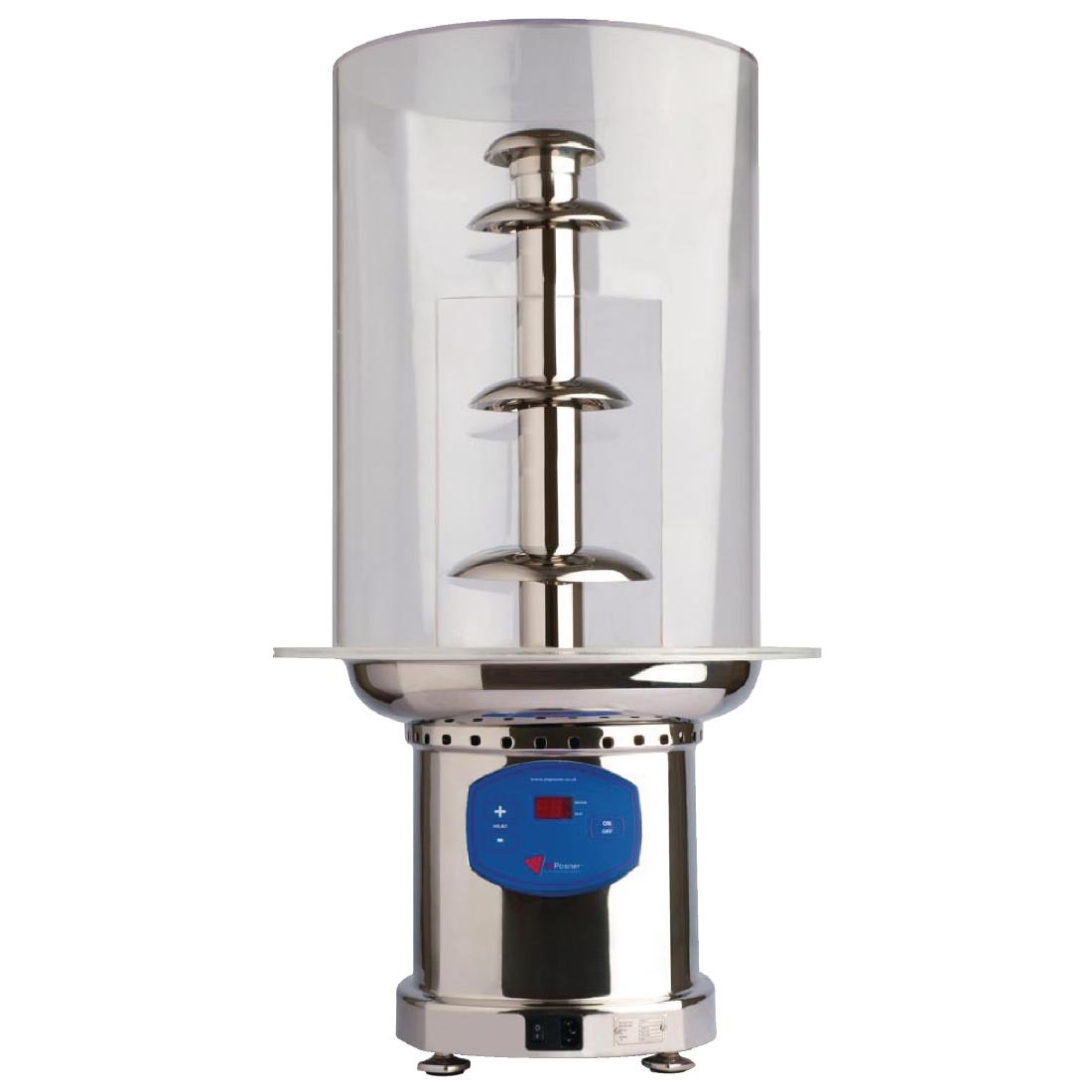 Image of JM Posner Chocolate Fountain Wind Guard for DN675