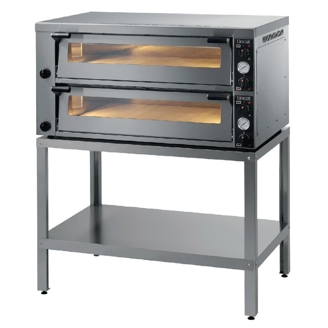 Click to view product details and reviews for Lincat Double Deck Pizza Oven Po630 2 3p.
