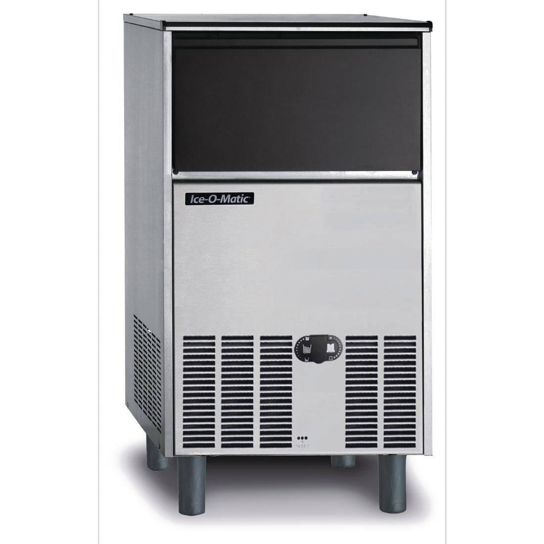 Image of Ice-O-Matic Thimble Ice Maker 46kg Output ICEU106P