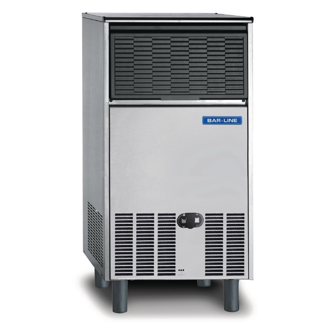 Image of Ice-O-Matic Thimble Ice Maker 75kg Output ICEU146P