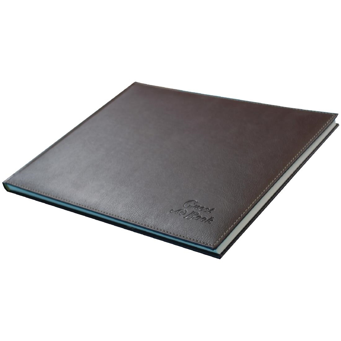 Image of Castelli Chocolate Guest Book