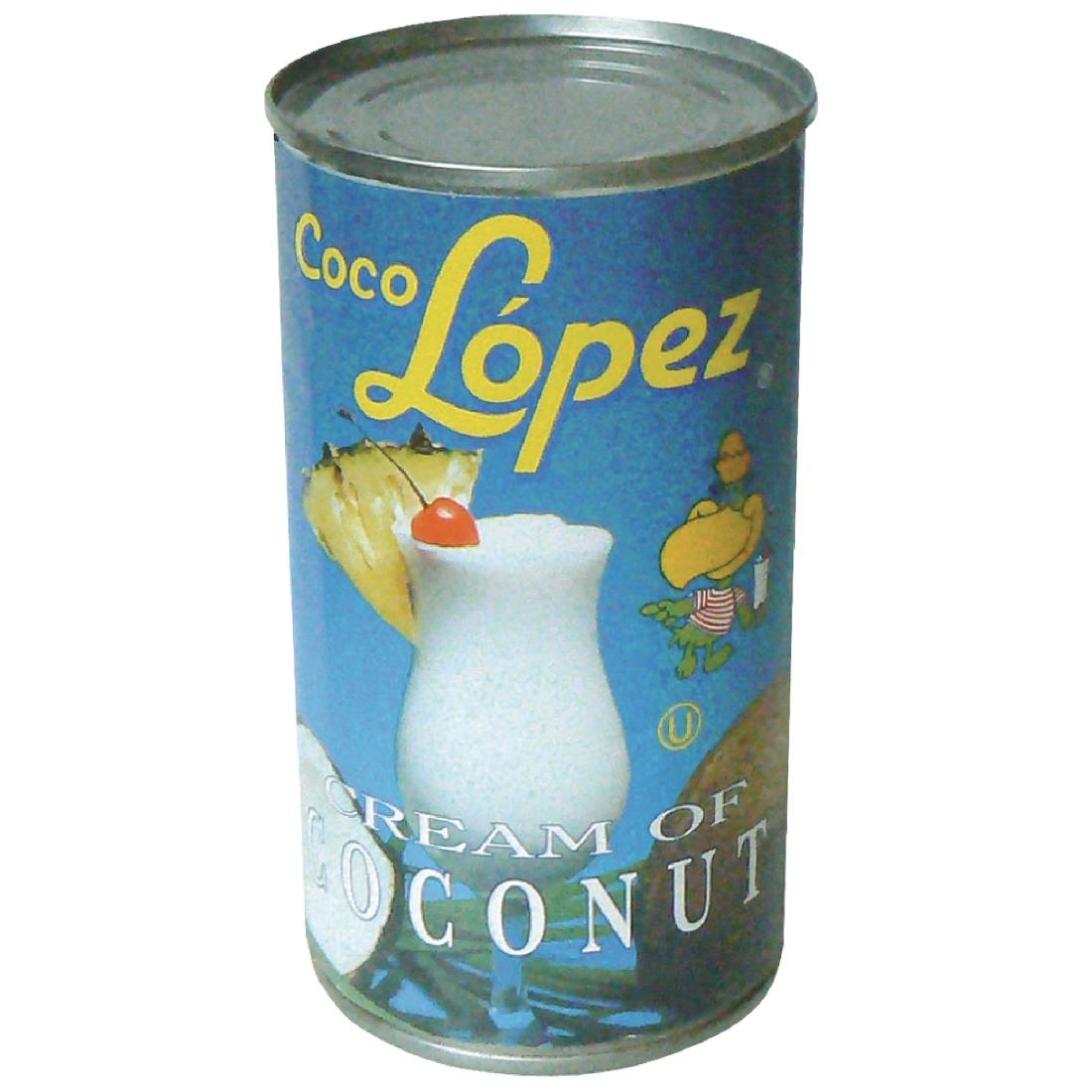 Image of Coco Lopez Cream of Coconut Cocktail Mix