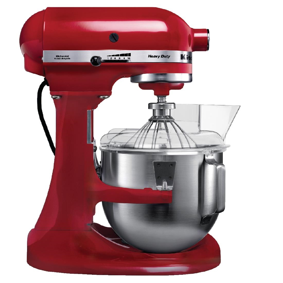 ... Kitchenaid K5 Commercial Mixer Red