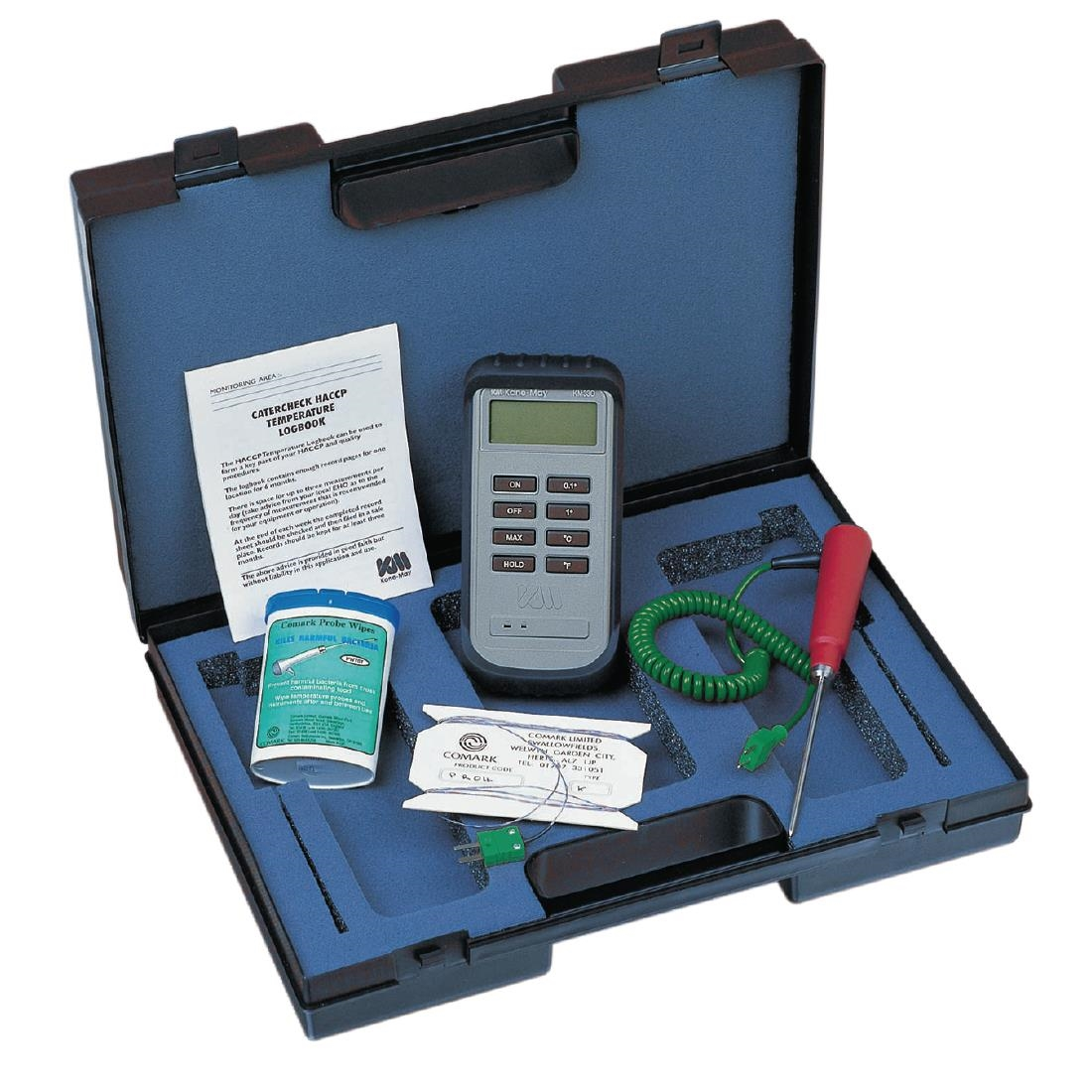 Image of Comark KM330 Thermometer Kit