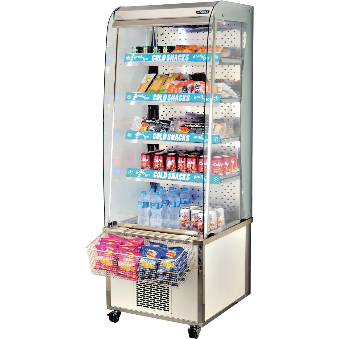 Image of Moffat Chilled Food Display Multideck Merchandiser MC1