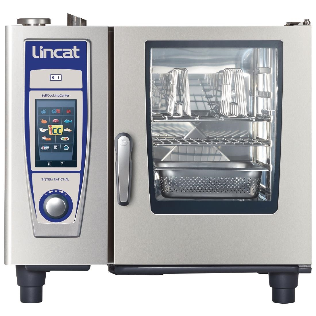 Click to view product details and reviews for Lincat Opus Selfcooking Centre Combi Oven 6x1 1gn Lpg.
