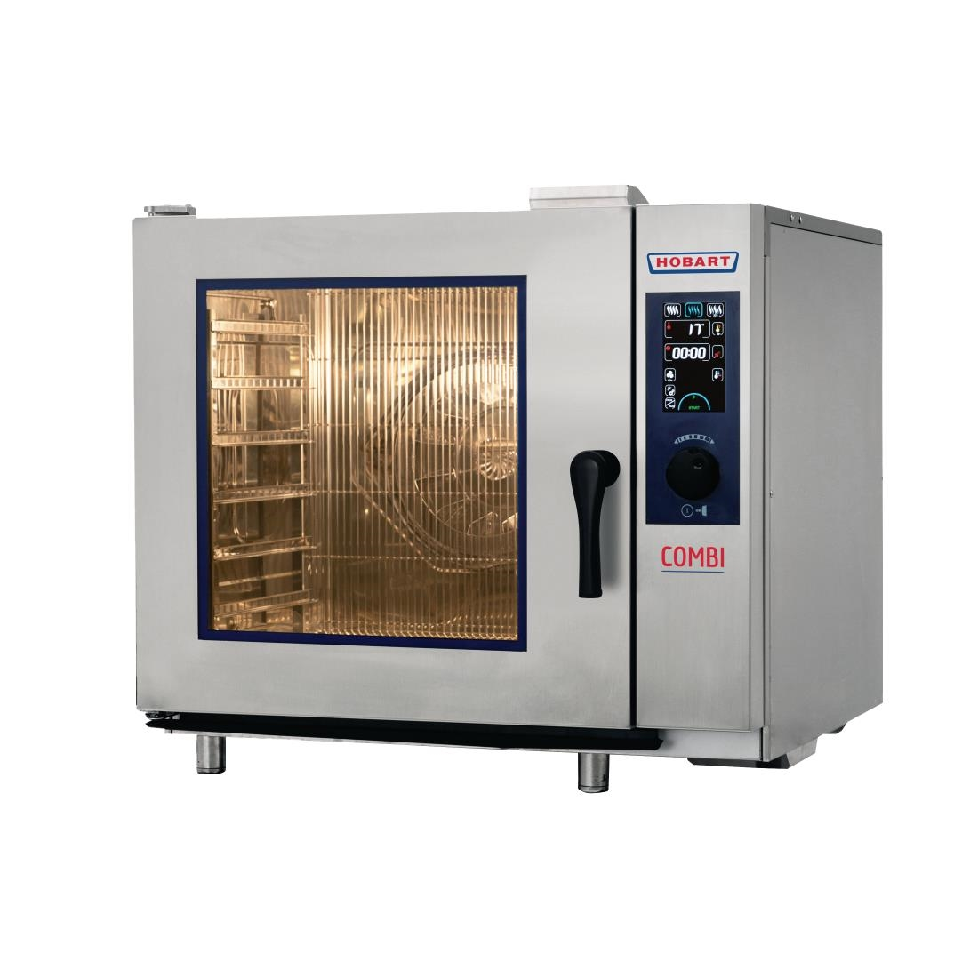 Hobart COMBI 6 x 1/1 GN Tray Electric Combi Oven HEJ061E