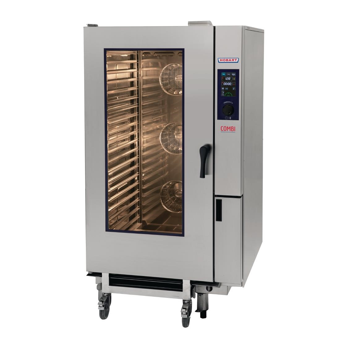 Hobart COMBI 20 x 1/1 GN Tray Electric Combi Oven HEJ201E