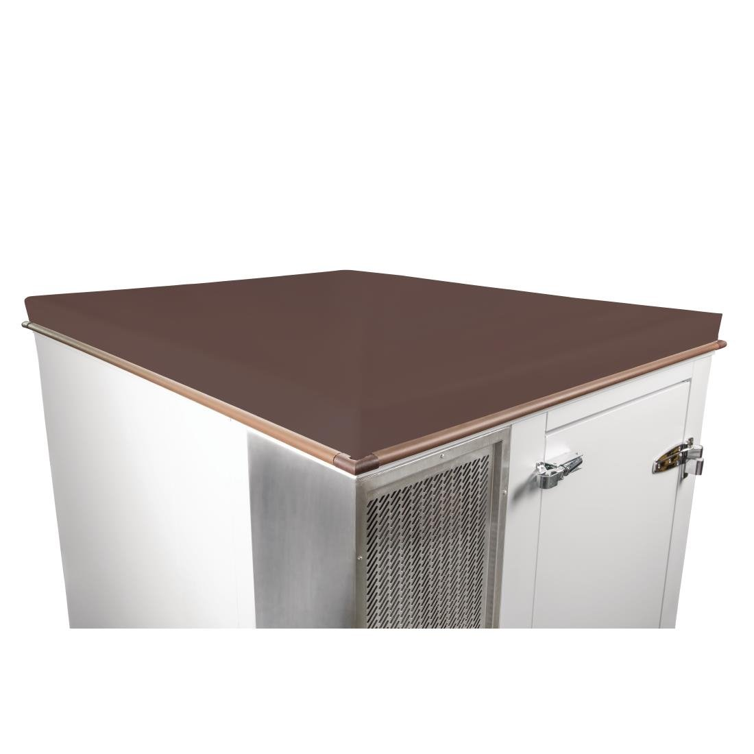 Click to view product details and reviews for Polar Weatherproof Roof For Ds488 Cold Room Vandyke Brown.