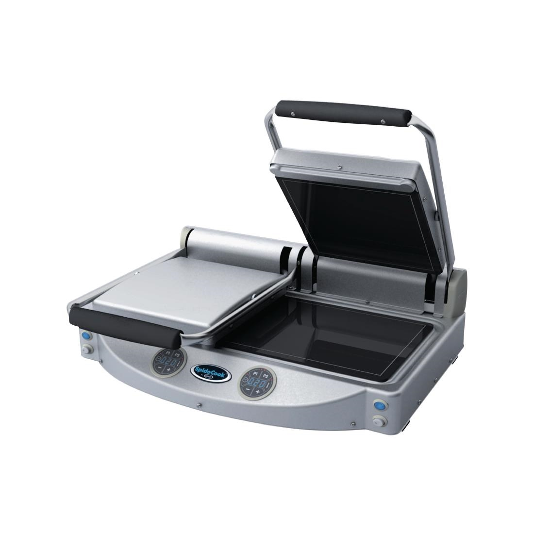Click to view product details and reviews for Unox Spidocook Digital Double Contact Grill Xp020e.