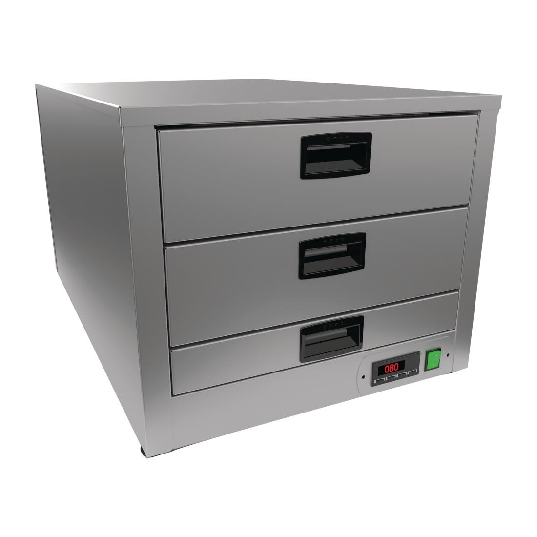 Image of Moffat Fan Assisted Digital Heated Drawers GHD2