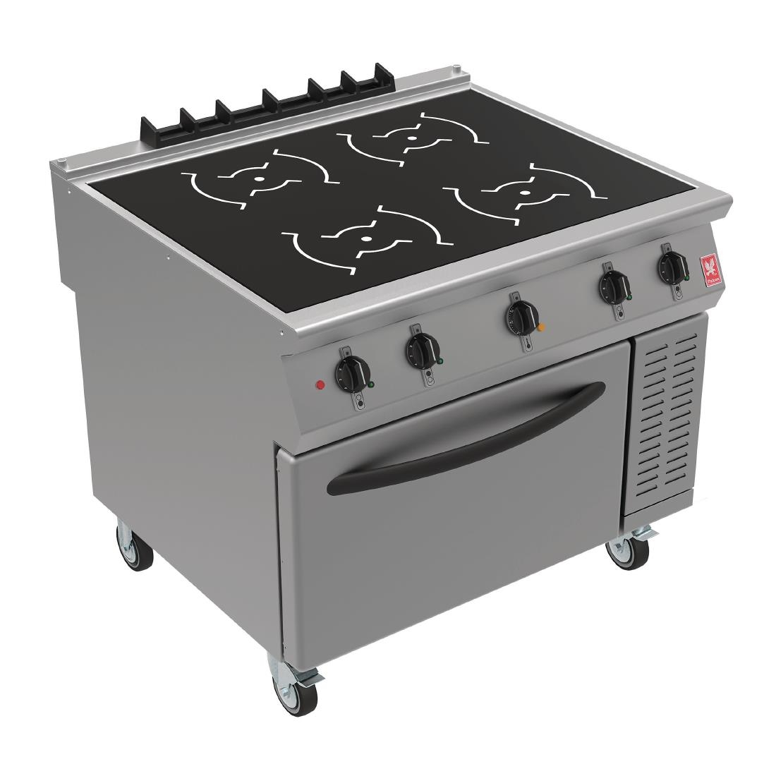 Click to view product details and reviews for Falcon F900 Induction Range With Fan Assisted Oven On Castors I91104c.