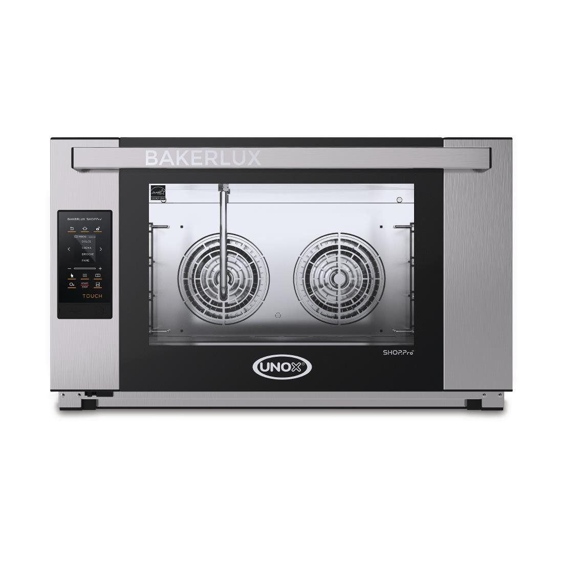 Unox Bakerlux SHOP Pro Rossella Touch 4 Grid Convection Oven