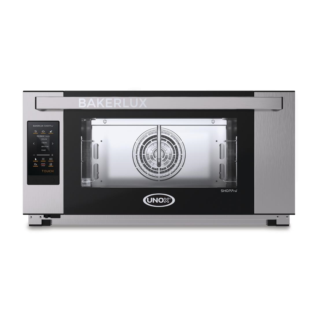 Unox Bakerlux SHOP Pro Elena Touch 3 Grid Convection Oven