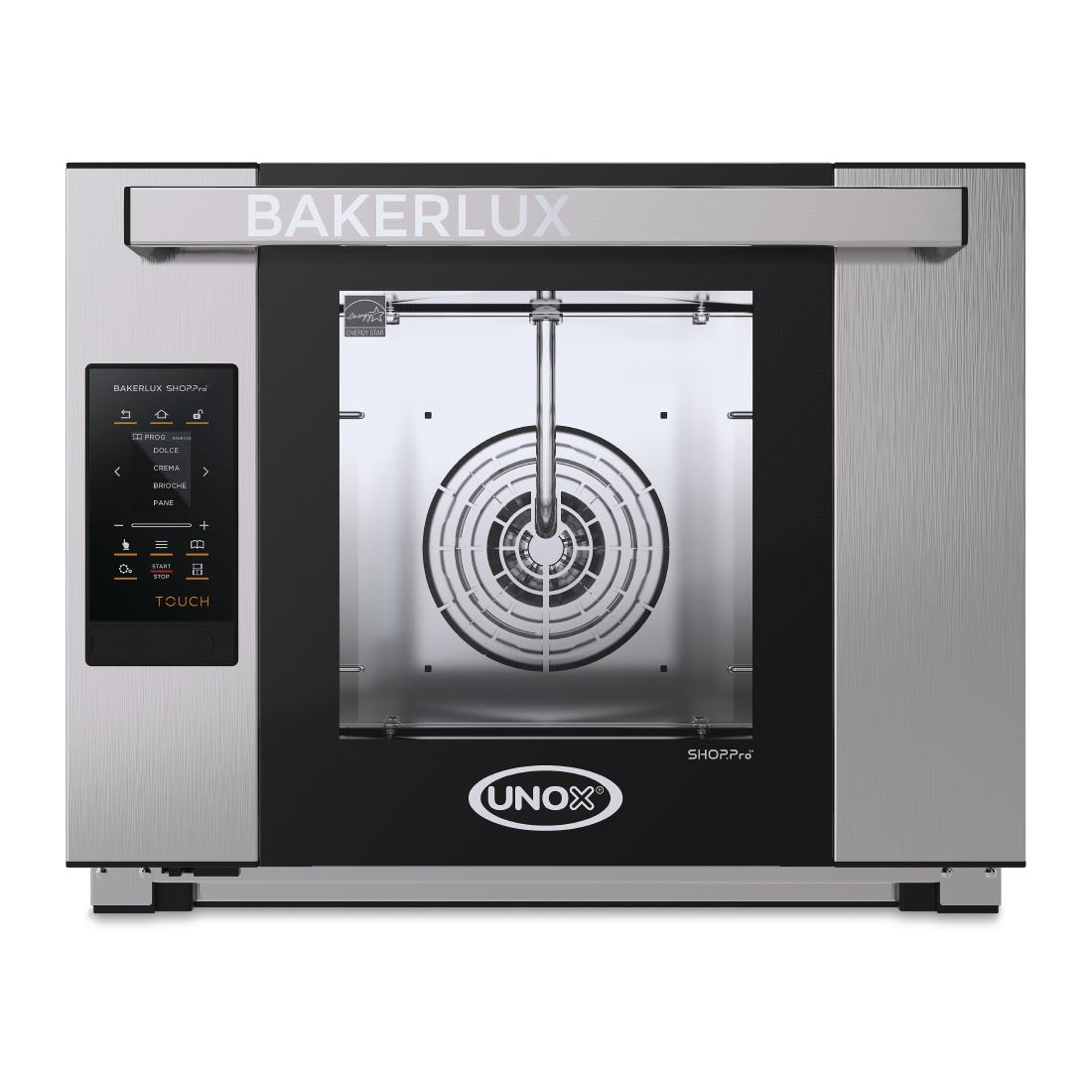 Unox Bakerlux SHOP Pro Arianna Touch 4 Grid Convection Oven