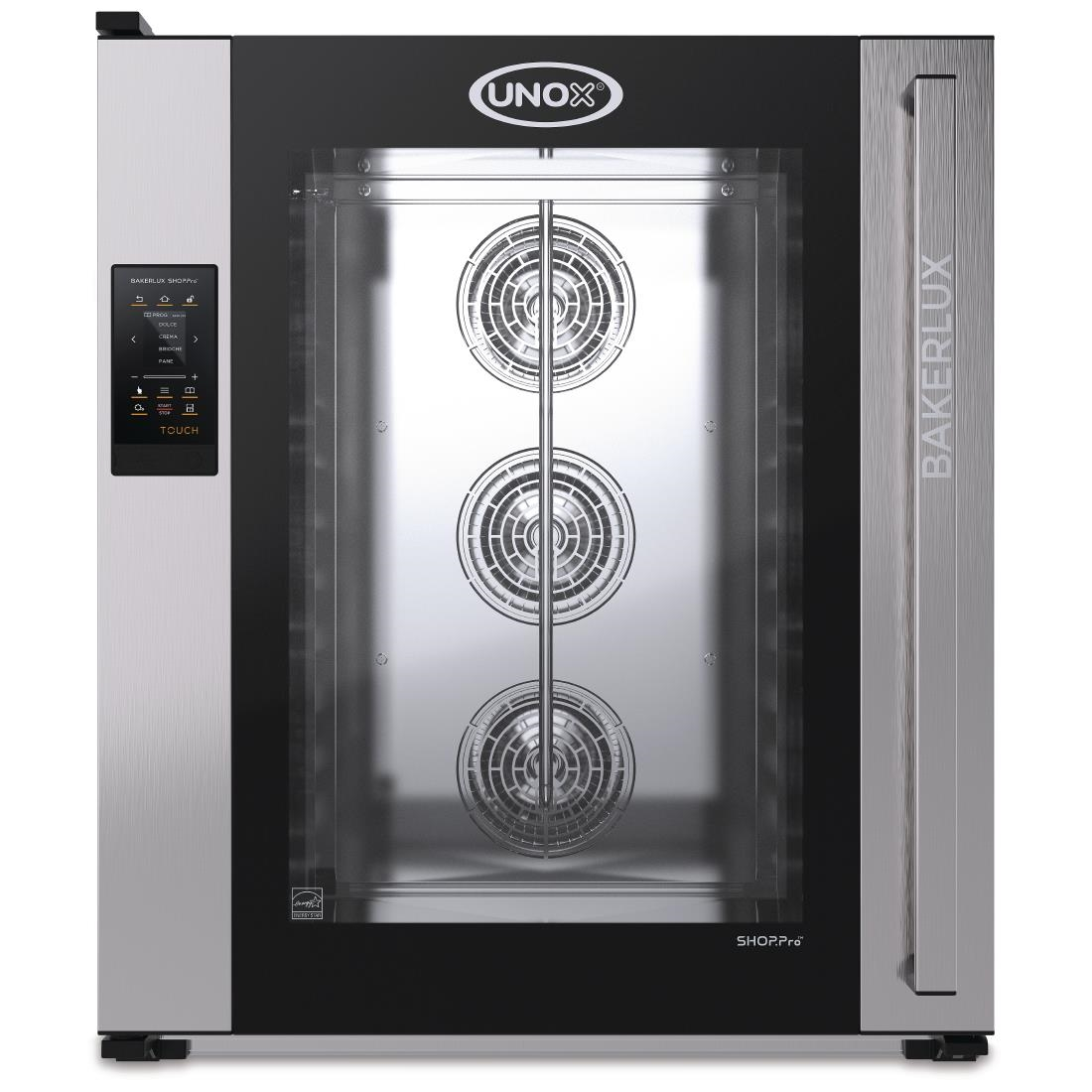 Unox Bakerlux SHOP Pro Camilla Matic Touch 10 Grid Convection Oven