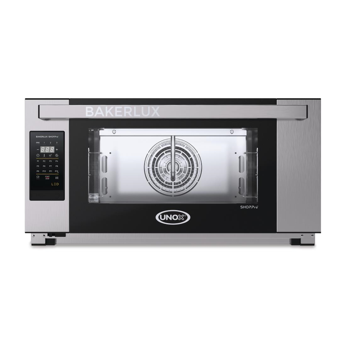 Unox Bakerlux SHOP Pro Elena LED 3 Grid Convection Oven