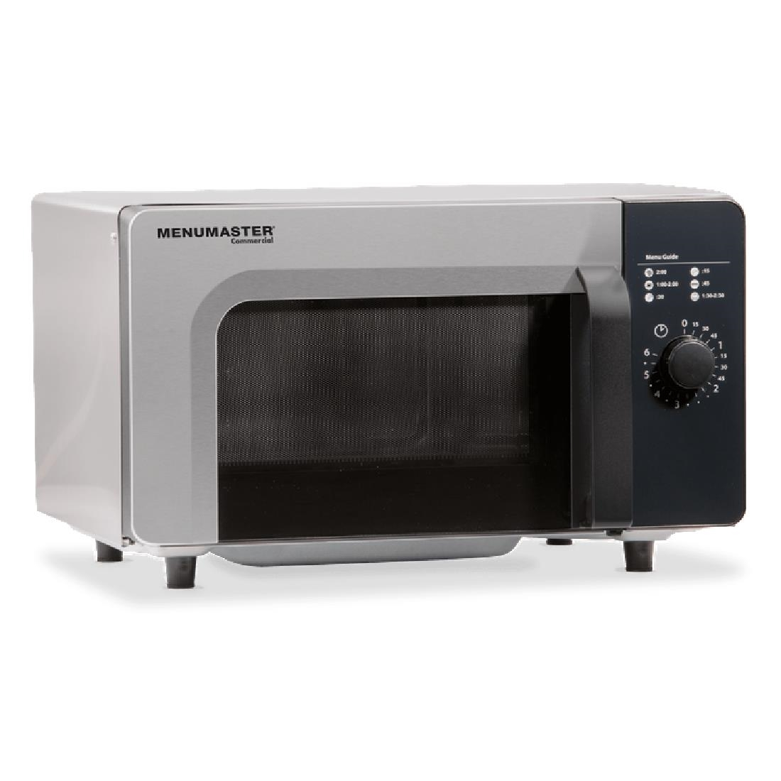 Image of Menumaster Light Duty Manual Microwave 23ltr 1000W RMS510DS2UA