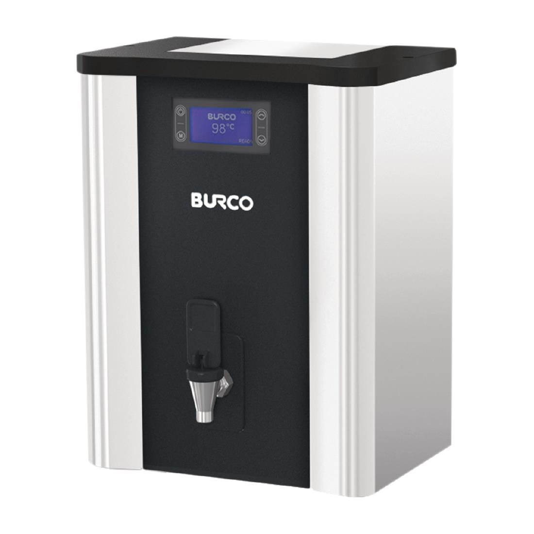 Image of Burco 10Ltr Auto Fill Wall Mounted Water Boiler with Filtration 069818