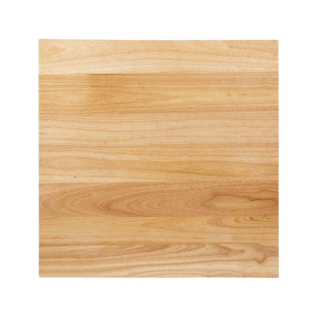 Click to view product details and reviews for Bolero Pre Drilled Square Table Top Natural 700mm.