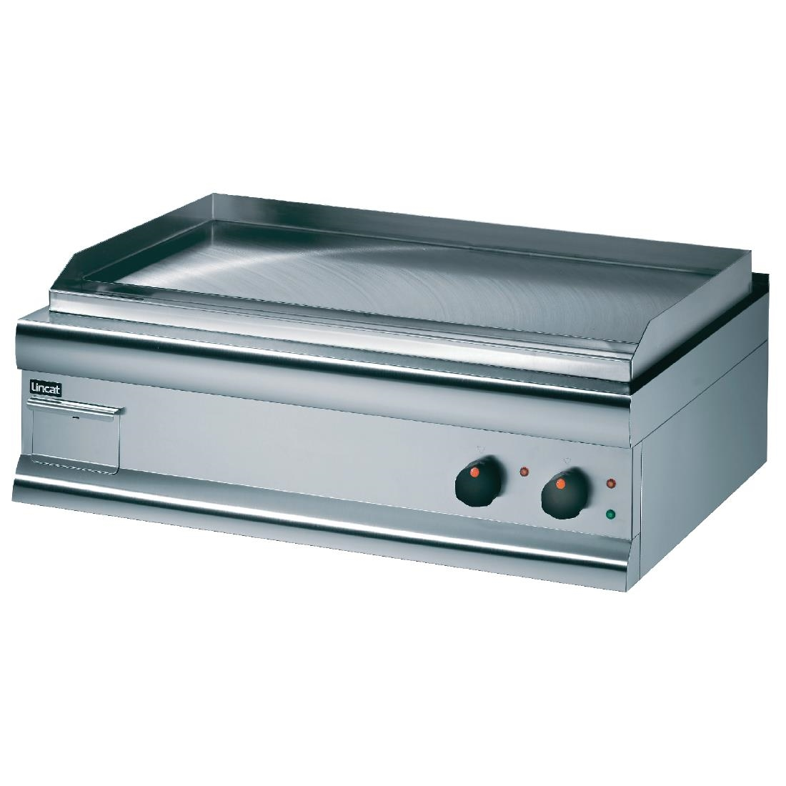 Click to view product details and reviews for Lincat Silverlink 600 Machined Steel Dual Zone Electric Griddle Gs9.