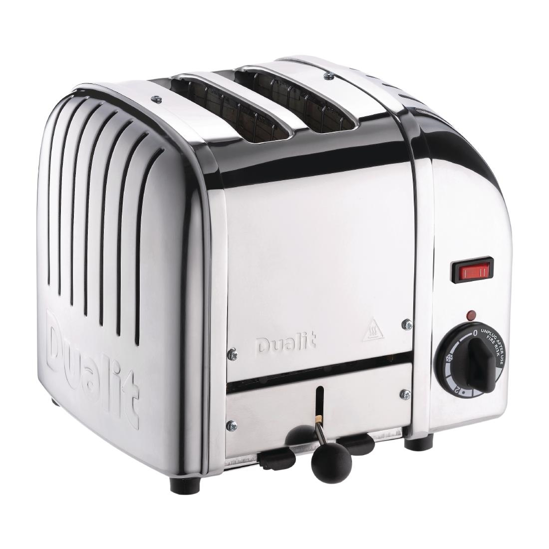 Dualit 2 Slice Vario Toaster Stainless Steel F208 Buy