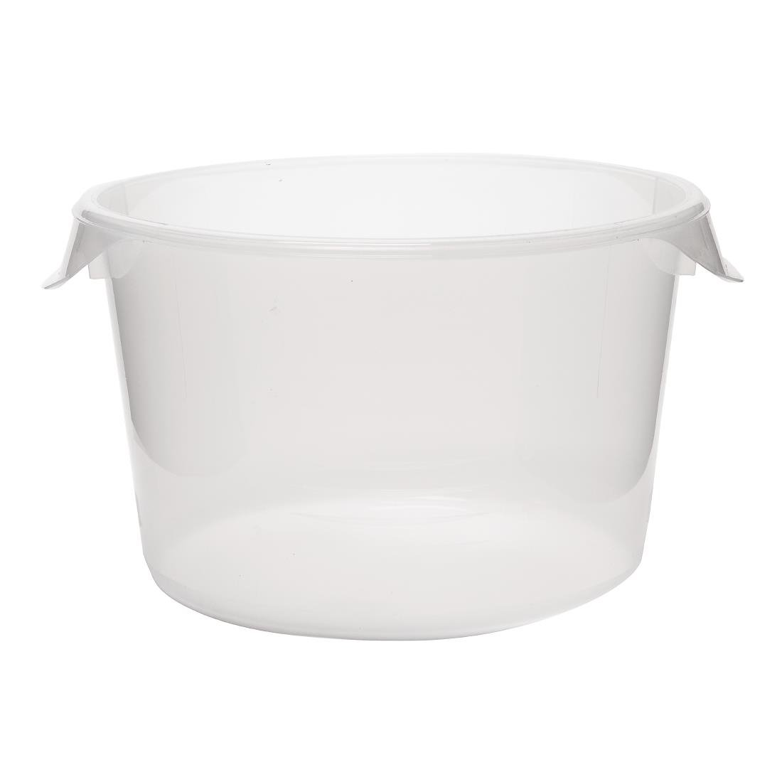 Rubbermaid Round Storage Container 115Ltr F597 Buy Online at