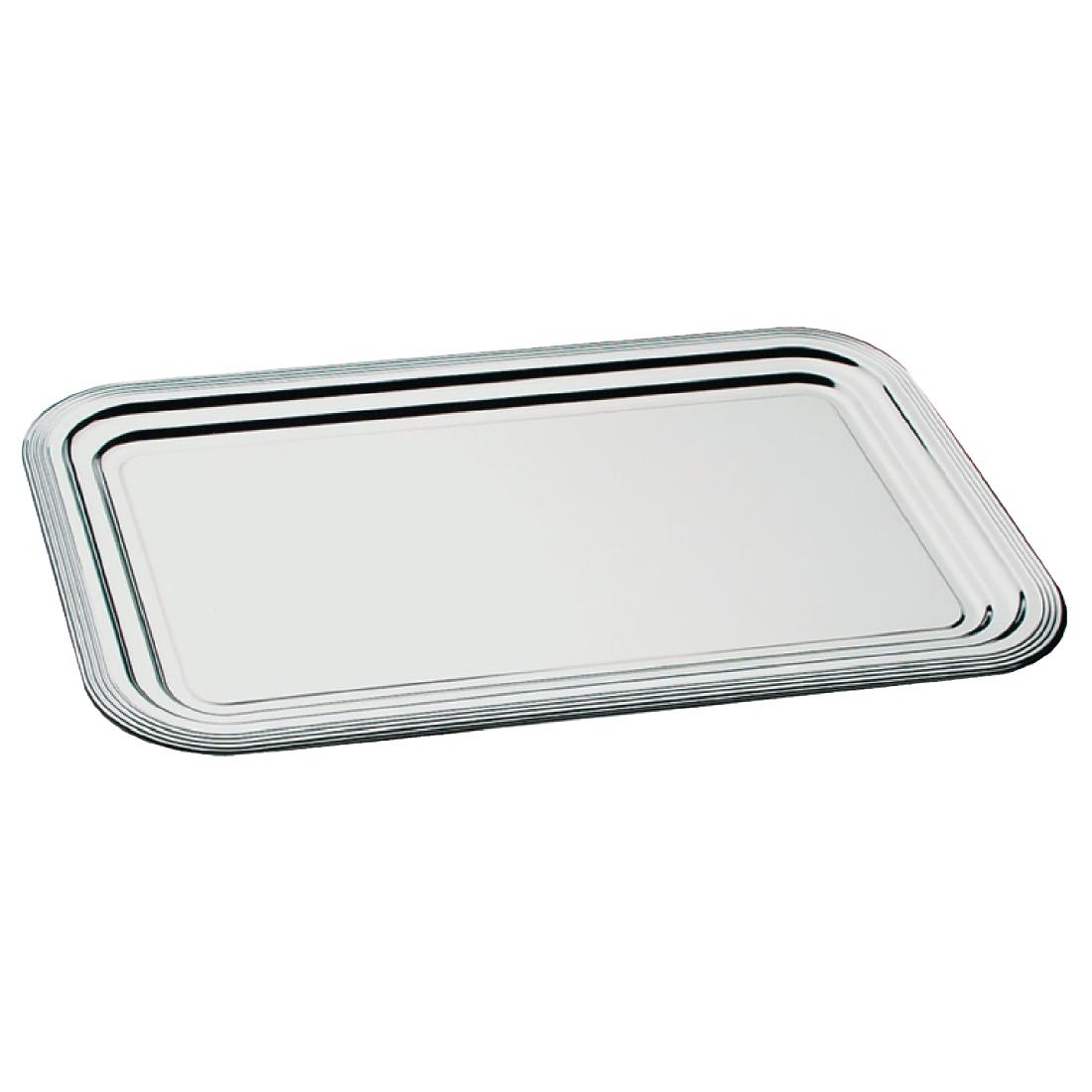 Image of APS Semi-Disposable Party Tray GN 1/1 Chrome