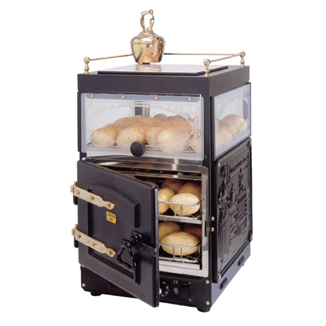 Queen Victoria Potato Oven