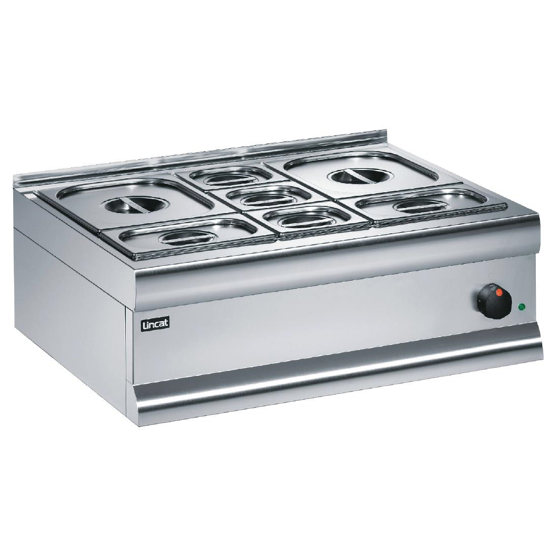 Click to view product details and reviews for Lincat Silverlink 600 Bain Marie Bm7b.