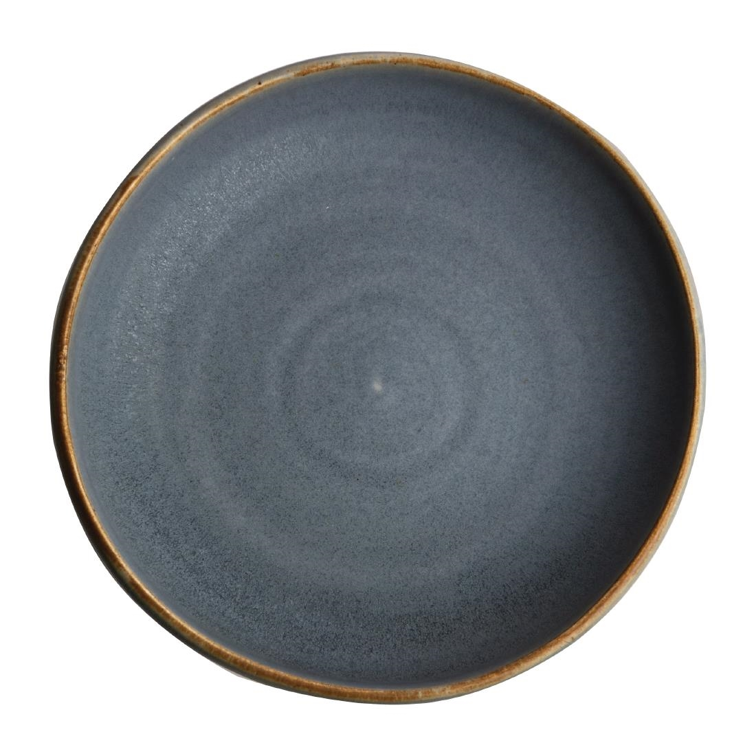 Olympia Canvas Coupe Bowl Blue Granite 230mm Pack of 6
