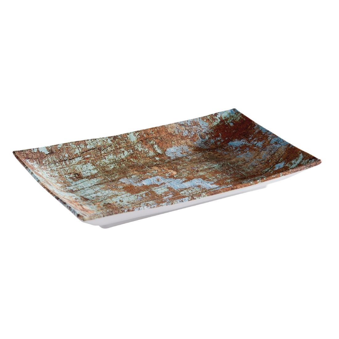 APS Aquaris Rectangular Platter 210 x 130mm